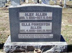Alex Allen