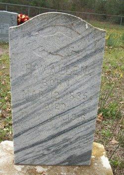 H. W. Allen