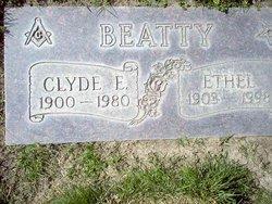 Clyde Ellis Beatty