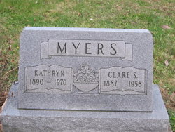 Clare Sands Myers