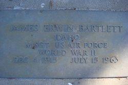 James Erwin Bartlett
