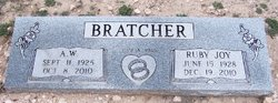 A. W. Bratcher, Jr