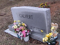 Lou Ann <i>Sharp</i> Calvert