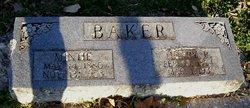 Mintie H Minnie <i>Fox</i> Baker