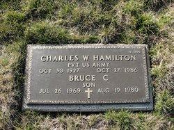 Bruce C Hamilton