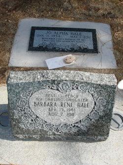 Barbara Rene Hale