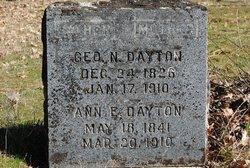 Anna Liza <i>Sawyer</i> Dayton