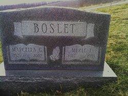 Merle Francis Mert Boslet