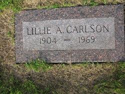 Lillie Augusta Karlsson Carlson
