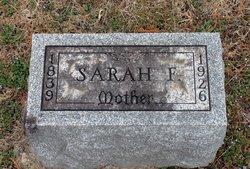 Sarah Frances <i>Bevill</i> Vannatta