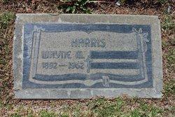 Wayne M. Harris