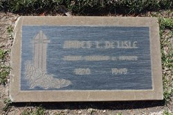 James Lewis DeLisle