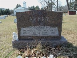 Gwendolyn May May <i>Ion</i> Avery