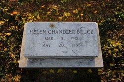Frances Helen <i>Chandler</i> Bruce