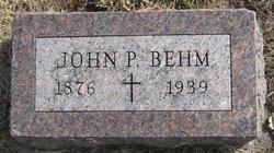 John Peter Behm