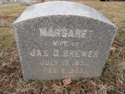 Margaret <i>Foust</i> Brewer