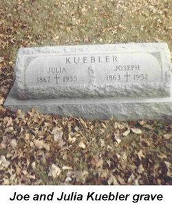 Julia <i>Keefe</i> Kuebler