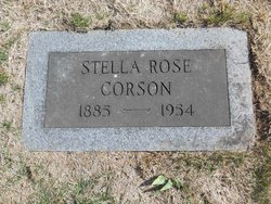 Stella Mae <i>Rose</i> Corson