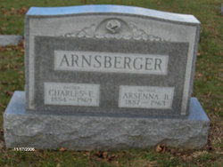 Arsenna Blanche <i>Hall</i> Arnsberger