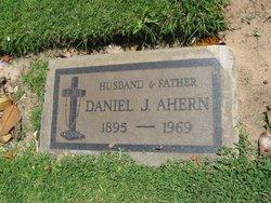 Daniel Joseph Ahern