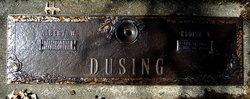 Albert W Dusing