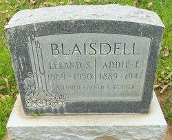 Addie Emma <i>Trask</i> Blaisdell