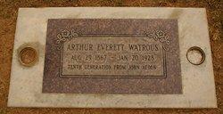 Arthur Everett Watrous