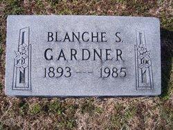 Blanche S. Gardner