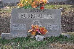 Ella Mae <i>Clements</i> Burkhalter