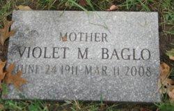 Violet Minna <i>Kroening</i> Baglo