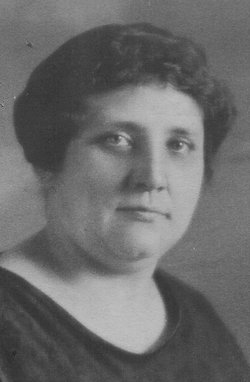 Bessie Pearl <i>Curns</i> Andrews
