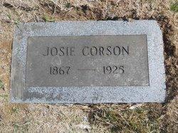 Josphine B. Josie Corson