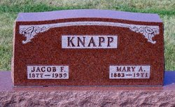 Mary Ann <i>Praeuner</i> Knapp