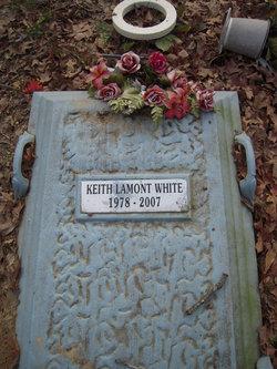 Keith Lamont White