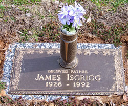 James Isgrigg