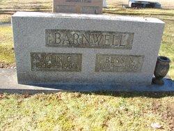 Bess N Barnwell