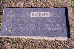 Robert John Grandpa Bucks Beeby