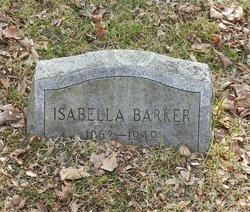 Isabella <i>Cumming</i> Barker