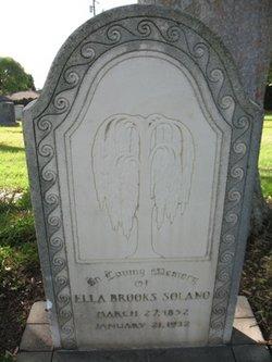 Ella Brooks Solano