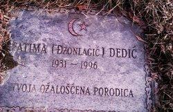 Fatima <i>Dzonlagic</i> Didi&#263;