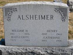 William H. Alsheimer