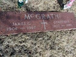 Mary Genevieve <i>Clarke</i> McGrath
