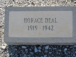 Horace Deal