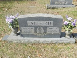 Mary D Alford