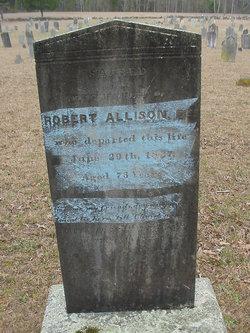 Robert Eugene Allison