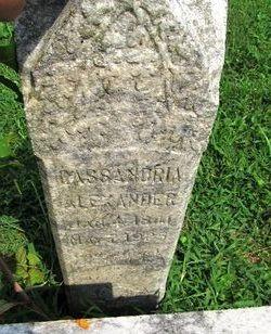 Cassandria <i>Sinclair</i> Alexander