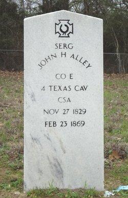 Sgt John Henry Alley