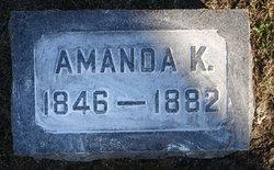 Amanda <i>King</i> Flick