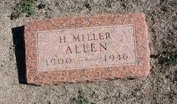 Herbert Miller Allen