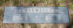 Cascyle Nellie <i>Thurston</i> Bagwell